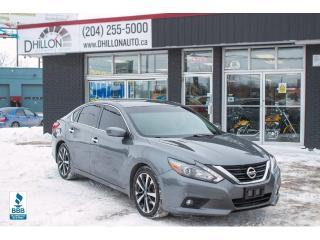 Used 2016 Nissan Altima 2.5 SR for sale in Winnipeg, MB