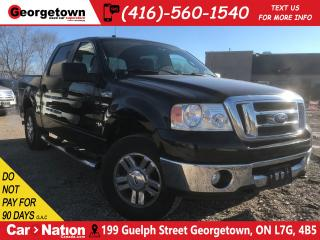 Used 2008 Ford F-150 XLT | CREW CAB| 4X4| CHROME PACKAGE GREAT SHAPE for sale in Georgetown, ON