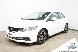 Used 2013 Honda Civic EX for sale in Laval, QC