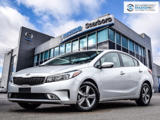 Used 2018 Kia Forte LX+REAR CAMERA|HEATED SEAT for sale in Scarborough, ON