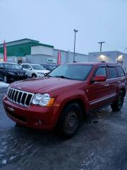 Used 2010 Jeep Grand Cherokee 4X4, 4 portes, Limited + Cuir + Toit for sale in Rivière-Du-Loup, QC