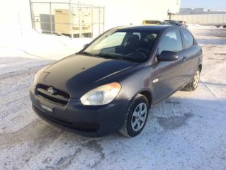 Used 2008 Hyundai Accent Hayon 3 portes, boîte manuelle, L for sale in Quebec, QC