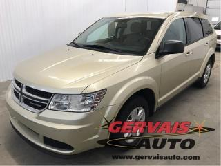 Used 2011 Dodge Journey Value Package for sale in Trois-Rivières, QC
