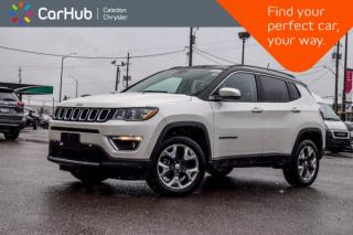 New 2019 Jeep Compass New Car Limited|4x4|Navi|Bluetooth|Backup Cam|R-Start|Blind Spot|Line Departure|18