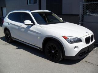 Used 2012 BMW X1 VUS 4x4 4 cyl TRES ECONO + FULL GARANTIE for sale in Laval, QC