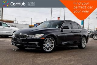 Used 2013 BMW 3 Series 328i xDrive|Navi|Sunroof|Backup Cam|Bluetooth|Heated Front Seats|Leather|18