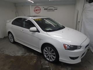Used 2009 Mitsubishi Lancer GTS for sale in Ancienne Lorette, QC