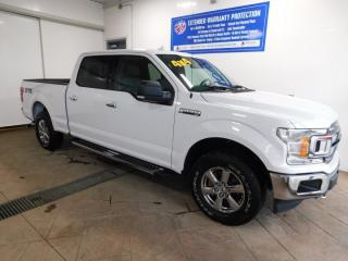 Used 2018 Ford F-150 XTR CREW NAVI for sale in Listowel, ON