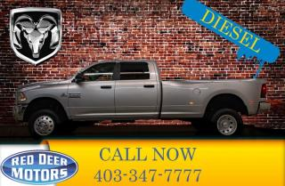 Used 2015 RAM 3500 4x4 Crew Cab SLT Dually Diesel AISIN for sale in Red Deer, AB