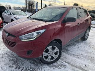 Used 2014 Hyundai Tucson GL AWD for sale in St-Eustache, QC