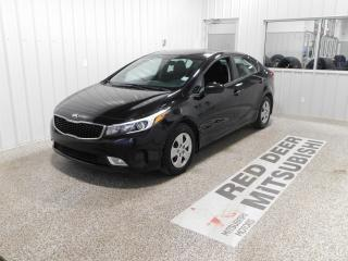 Used 2017 Kia Forte for sale in Red Deer, AB