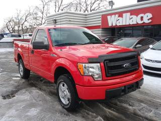 Used 2014 Ford F-150 STX 6.5 ft Bed 4X4 for sale in Ottawa, ON