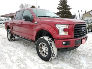 Used 2016 Ford F-150 XLT for sale in Kemptville, ON