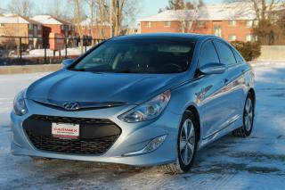Used 2012 Hyundai Sonata Hybrid Premium NAVI | Leather | Sunroof | CERTIFIED for sale in Waterloo, ON