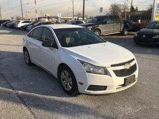 Used 2012 Chevrolet Cruze 4dr Sdn LS  w/1SB for sale in Concord, ON
