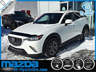 Used 2016 Mazda CX-3 GS for sale in St-Hyacinthe, QC