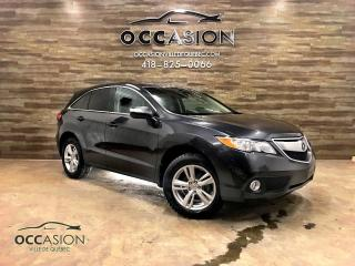 Used 2015 Acura RDX Traction intégrale 4 portes groupe techn for sale in Ste-Brigitte-de-Laval, QC
