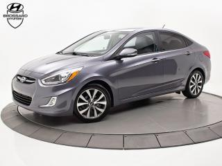 Used 2015 Hyundai Accent T.OUVRANT for sale in Brossard, QC