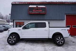 Used 2015 Ford F-150 XLT AWD for sale in Lévis, QC
