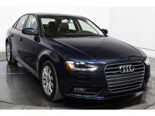 Used 2013 Audi A4 En Attente for sale in St-Hubert, QC