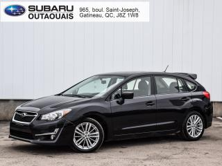 Used 2016 Subaru Impreza Sport Cvt for sale in Gatineau, QC