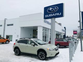 Used 2015 Subaru XV Crosstrek 2.0i Touring CVT for sale in Gatineau, QC