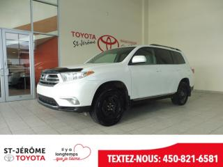 Used 2013 Toyota Highlander Awd Awd V6 for sale in Mirabel, QC
