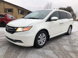 Used 2015 Honda Odyssey EX-L w/Navi for sale in Cobourg, ON