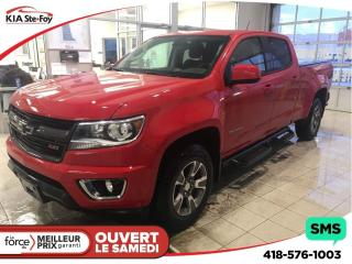 Used 2017 Chevrolet Colorado Z71 4x4 Crewcab for sale in Québec, QC