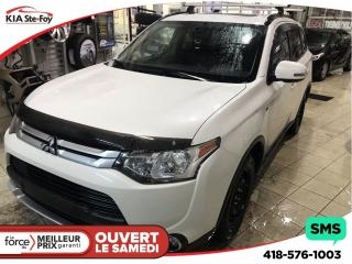 Used 2015 Mitsubishi Outlander Se Awd Gr for sale in Québec, QC