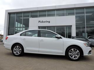 Used 2015 Volkswagen Jetta TRENDLINE+ for sale in Pickering, ON