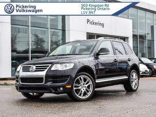 Used 2010 Volkswagen Touareg COMFORTLINE!! TDI - DIESEL! for sale in Pickering, ON