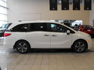 Used 2018 Honda Odyssey EX-L Back Up Cam Heated Leather for sale in Red Deer, AB
