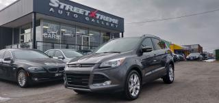 Used 2016 Ford Escape Titanium for sale in Markham, ON