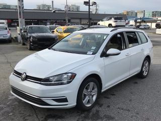 Used 2018 Volkswagen Golf Sportwagen for sale in Richmond, BC