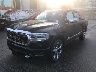 New 2019 RAM 1500 LIMI for sale in Richmond, BC