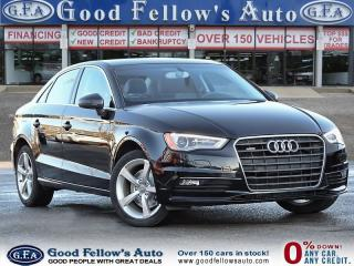 Used 2015 Audi S3 KOMFORT, QUATRO, SUNROOF, LEATHER SEATS for sale in Toronto, ON
