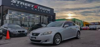 Used 2007 Lexus IS 250 X1 package for sale in Markham, ON