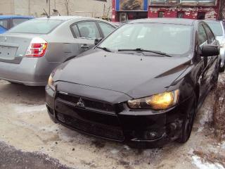 Used 2014 Mitsubishi Lancer SE for sale in Scarborough, ON