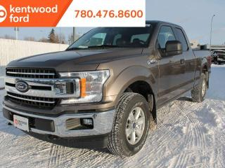 New 2019 Ford F-150 XLT 300A 4x4 supercab, cruise control, auto start/stop, rear view camera, remote keyless entry for sale in Edmonton, AB