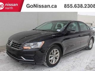 Used 2018 Volkswagen Passat Trendline+, HEATED SEATS, BACK CAMERA, AUTO! for sale in Edmonton, AB
