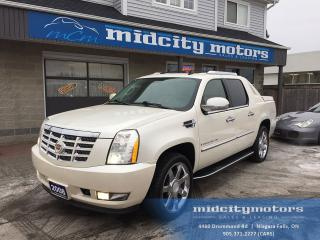 Used 2008 Cadillac Escalade EXT AWD/ Backup cam/ Nav/ Remote start/ FULLY LOADED! for sale in Niagara Falls, ON
