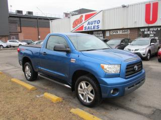 Used 2009 Toyota Tundra ST Edition 5.7 L~4x4~LOW MILEAGE~CERTIFIED for sale in Toronto, ON