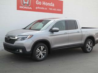 New 2019 Honda Ridgeline EX-L for sale in Edmonton, AB