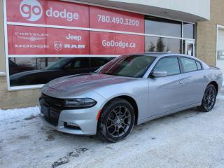 Used 2018 Dodge Charger GT AWD / Back Up Camera for sale in Edmonton, AB