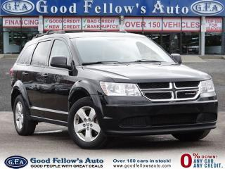 Used 2016 Dodge Journey SE PLUS MODEL, 7 PASSENGER, 4CYL 2.4 LITER for sale in Toronto, ON
