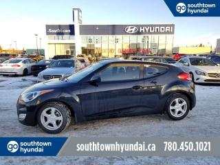 Used 2012 Hyundai Veloster BACKUP CAM/PUSH START/HEATED SEATS for sale in Edmonton, AB