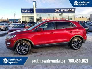 Used 2015 Lincoln MKC PANO ROOF/AC SEATS/LEATHER for sale in Edmonton, AB