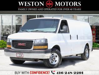 Used 2013 GMC Savana 2500 6L*SHELVING*A/C*READY FOR WORK!!* for sale in Toronto, ON