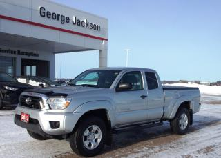 Used 2013 Toyota Tacoma SR5 for sale in Renfrew, ON
